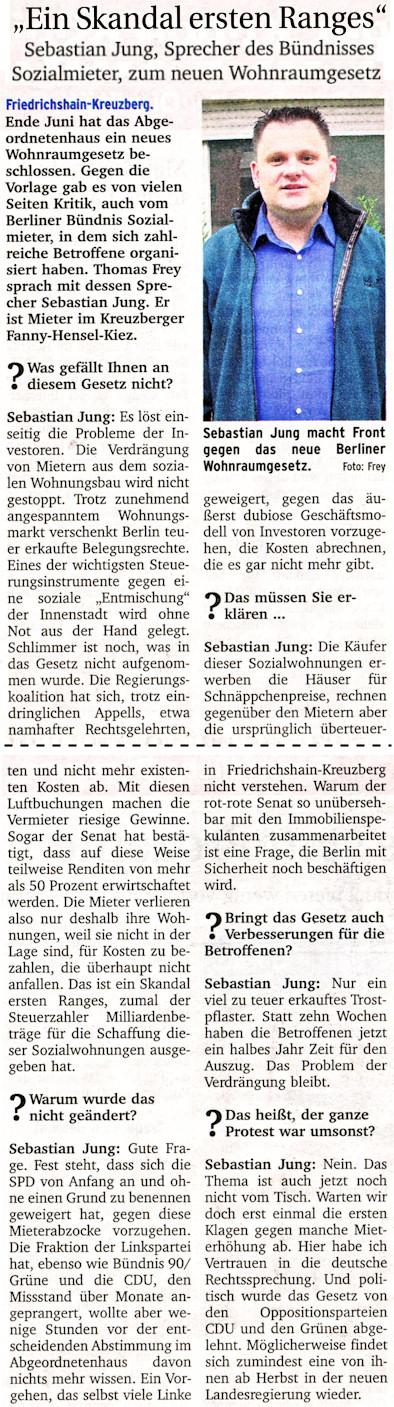 Berliner Woche 13.07.2011
